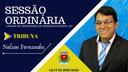 Assista a tribuna de Nelson Fernandes na 15ª Sessão Ordinária