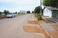 Cleonaldo França cobra melhorias na drenagem urbana e o recapeamento de trechos no asfalto