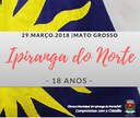 Confira a programação do aniversário de Ipiranga do Norte