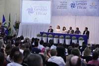Gestão Eficaz reúne 300 servidores de 31 municípios do polo de Sinop