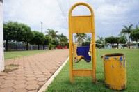 Instalação de lixeiras públicas é cobrado novamente por Junior Federice