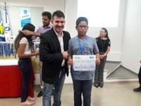 Ipiranguense é medalhista de bronze na Olimpíada Brasileira de Matemática das Escolas Públicas