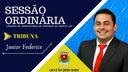 Junior Federice comenta em tribuna sobre respostas do prefeito às suas indicações