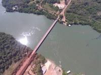 Obras na ponte da Marina na MT 220 devem iniciar no final do mês, informa Sinop Energia