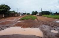 Pavimentação asfáltica nas avenidas Rio Amazonas e Rio Branco é cobrada por vereador