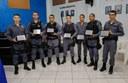 Polícia Militar de Ipiranga do Norte recebe Moção de Aplauso da Câmara de Vereadores