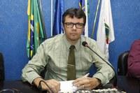Presidente reclama da resposta do Executivo à indicação sobre necessidade de investimentos no SAAE