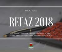 REFAZ ipiranguense concederá anistia de até 99 % em juros e multas de dívida ativa para regularização fiscal
