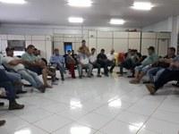 Reunião discute crescente onda de criminalidade em Ipiranga do Norte