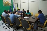 Reunião discute projeto de lei sobre Crédito Adicional Suplementar da Prefeitura de Ipiranga do Norte