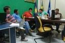 Reunião dos vereadores com o SAAE trata sobre o barro encontrado na água fornecida aos ipiranguenses