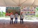 Vereador Fabiano do Povo e Empaer Ipiranga do Norte participam do Dia de Campo Frutifica em Sorriso/MT
