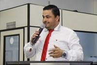 Vereador Junior Federice comenta sobre o programa de habitação popular