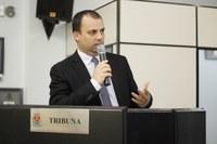 Vereador Marcos Vargas usa Tribuna para falar sobre reclamações de ipiranguenses  ao Executivo