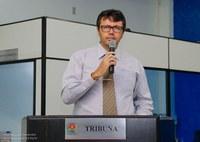 Vereador solicita presença do prefeito para prestar esclarecimentos sobre trabalhos do Executivo e cobrança dos ipiranguenses
