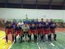 Vereadores comemoram classificação de Ipiranga do Norte nas oitavas da Copa Centro América de Futsal