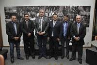 Vereadores vão à Brasília e protocolam demandas de Ipiranga do Norte em busca  de recursos
